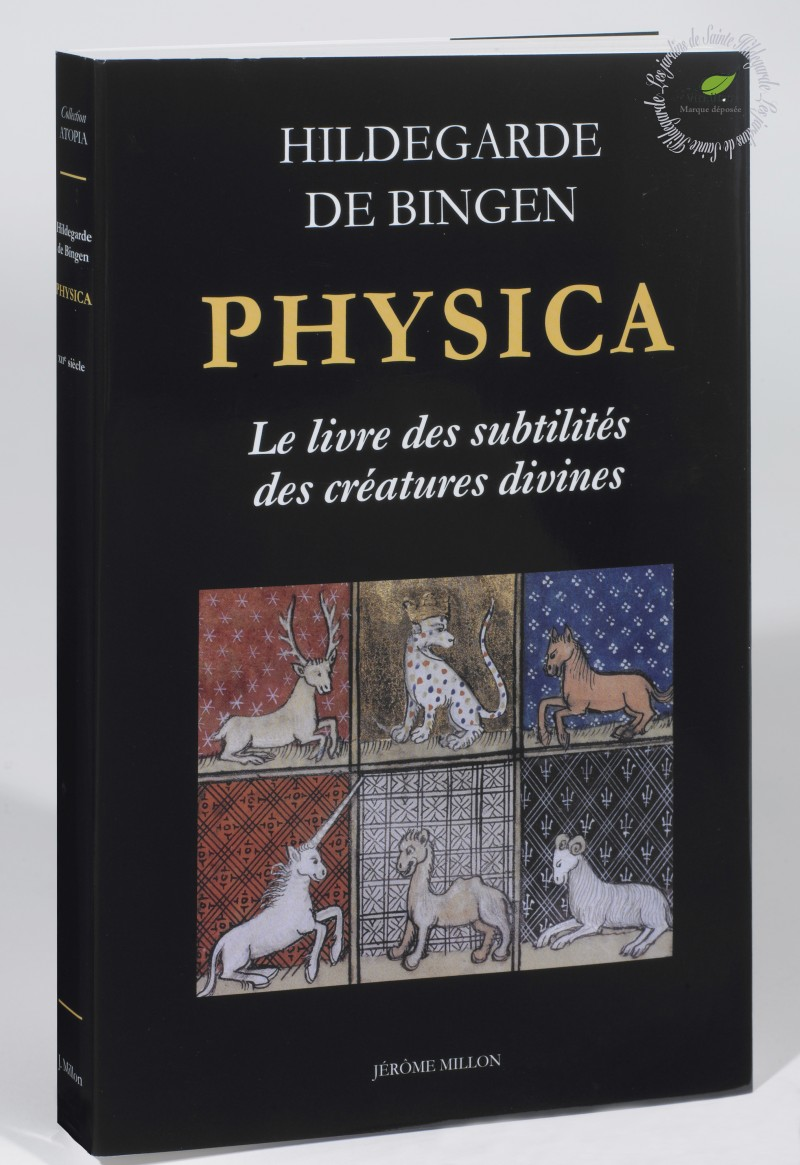 LE PHYSICA (complet I et II) 294 pages, format L16xH24 cm Édition Millon